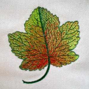 REALISTIC FALL LEAF 4x4