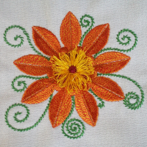 Pop Machine For Sale >> fall fringed flower exclusive embroidery design