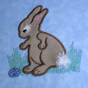 COTTONTAIL BUNNY 4x4