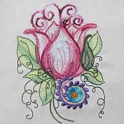 Floral Dream 5X7