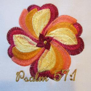 Psalm 57 v 1  4x4