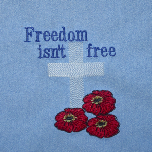 FREEDOM POPPY CROSS 4X4