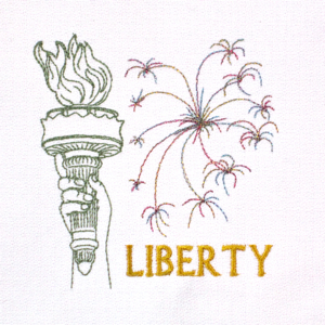 LiBERTY TORCH 4X4