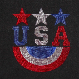 USA STARS & SWAG 5X7