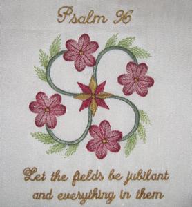 PSALM 96 5X7