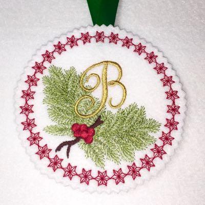 Monogram_Christmas_Ornament_Embroidery_ITH_Alphabet_Designs_B_