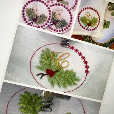Monogram_embroidery_Christmas__ornament_ITH_gift_tag__designs