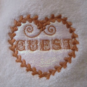 Royal Guest Applique' 4x4