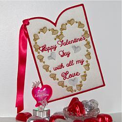 VALENTINES DAY KEEPSAKE CARD 1