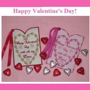 VALENTINES DAY KEEPSAKE CARD 1