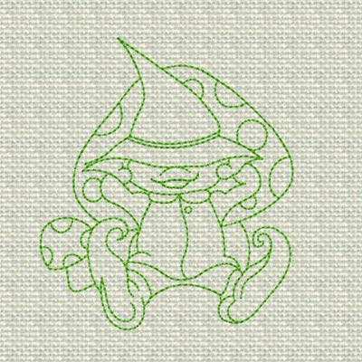 Garden Elf 1