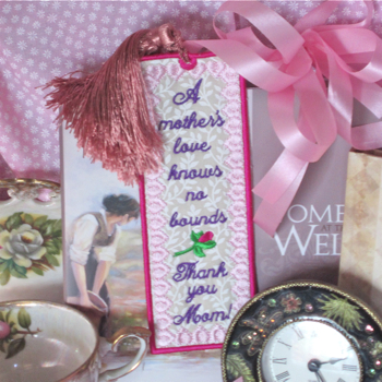 Mother's Love Bookmark 5X7