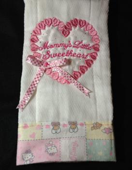 MOMMY'S LITTLE SWEETHEART 5X7
